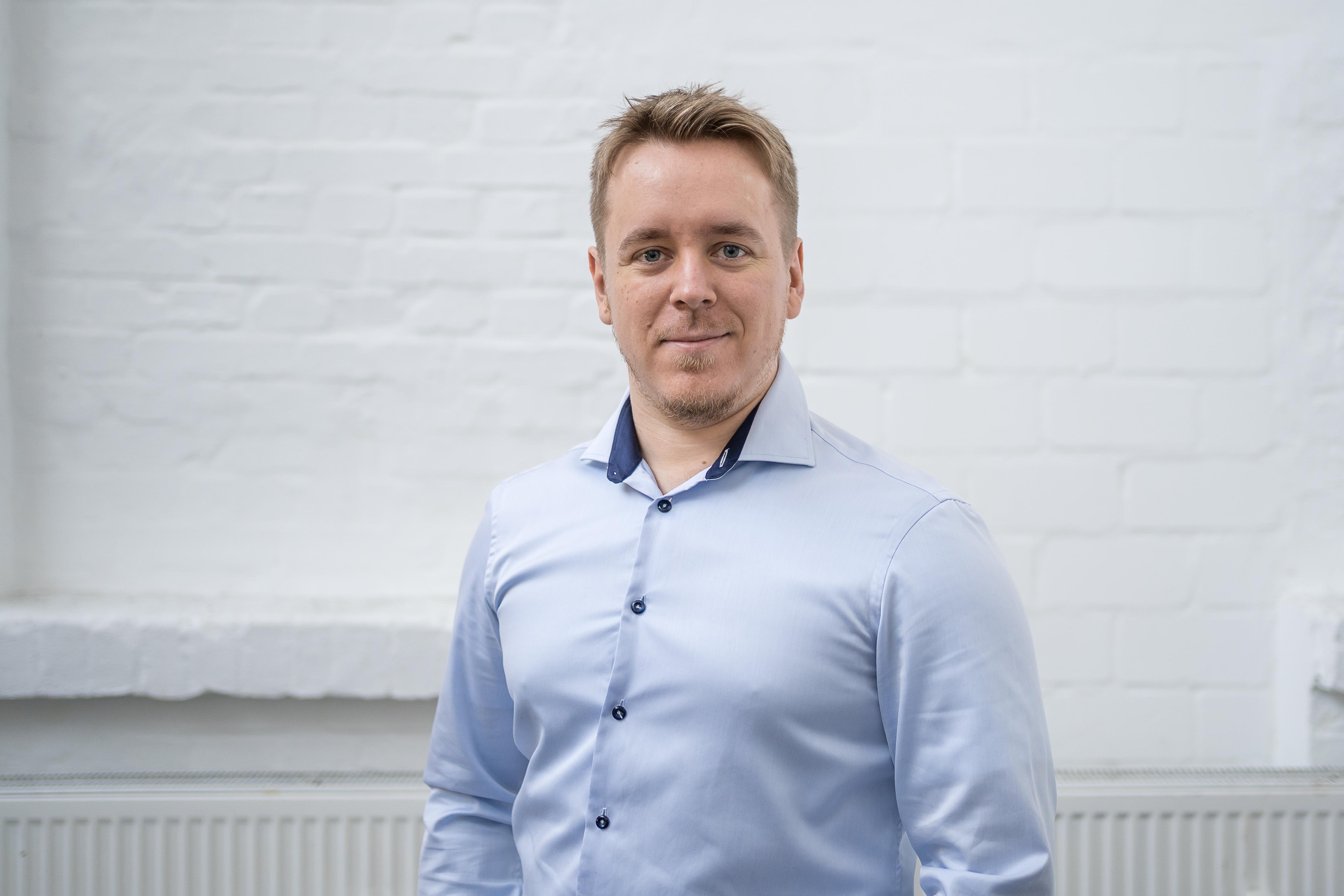 Semalytix Co-Founder Janik Jaskolski